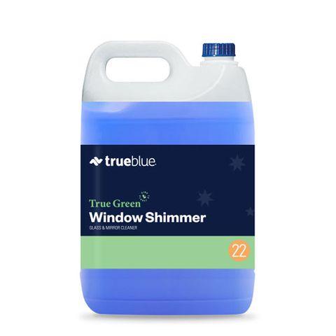 TRUE GREEN WINDOW SHIMMER
