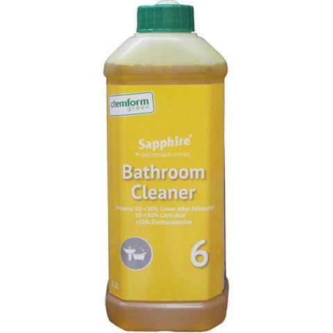 SAPPHIRE BATHROOM CLEANER