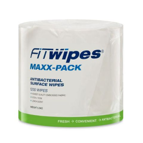 GYM WIPES 'MAXX-PACK' REFILL ROLL