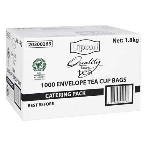 LIPTON QUALITY BLACK TEABAGS