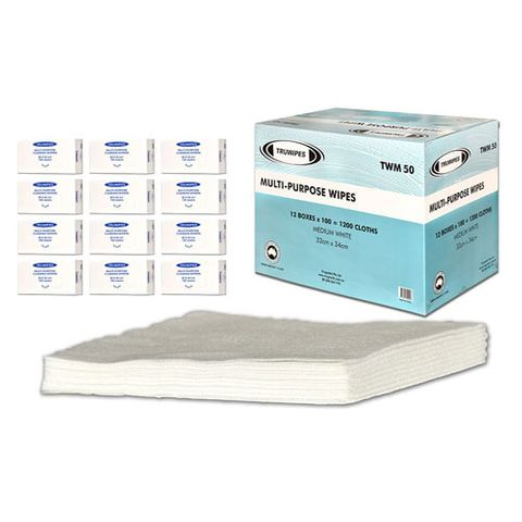 TWM50 MULTI-PURPOSE WIPES