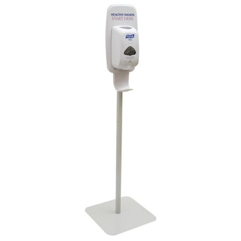 PURELL TOUCH-FREE DISPENSER FLOOR STAND