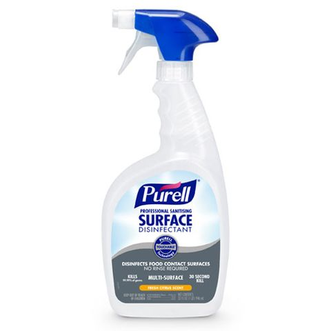 PURELL PROFESSIONAL SANITISING SURFACE DISINFECTANT