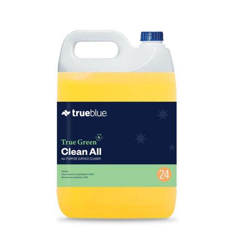 TRUE GREEN CLEAN ALL
