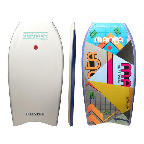 "Manta Phantom Bodyboard - 42"""