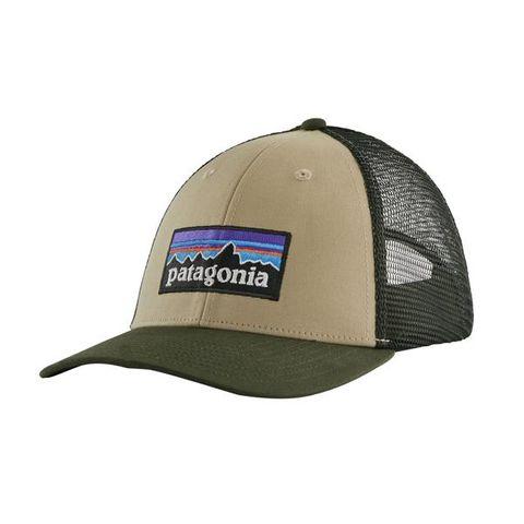 Patagonia P-6 Logo Lopro Trucker Khaki