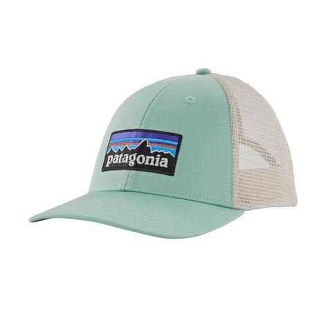Patagonia P-6 Logo Lopro Trucker Gypsum