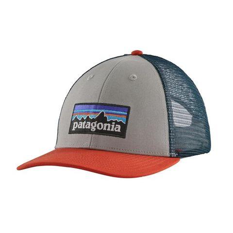 Patagonia P-6 Logo Lopro Trucker Salt Gr