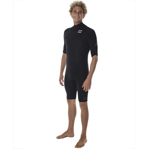 Billabong Xero Chest Zip Spring Suit