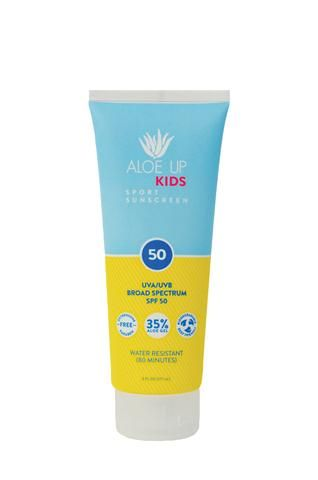 Aloe Up Kids Spf50 177ml