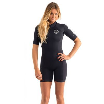 Rip Curl Ladies Dawn Patrol Spring Suit Black
