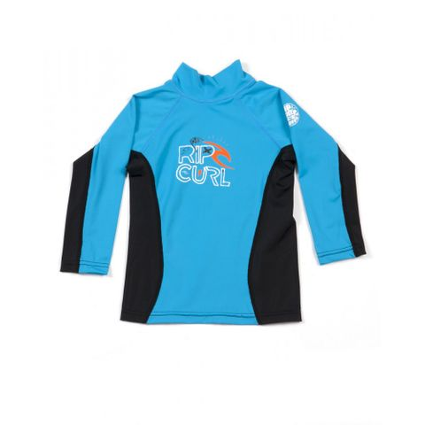 Rip Curl Grom Search Long Sleeve Rash