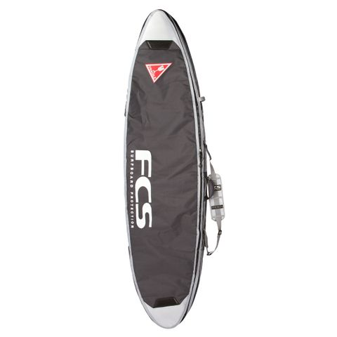 6'7'' Fcs Travel Cover Shortboard Double