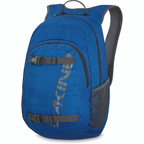 Dakine Point Pack Blue Stripes Bone