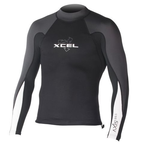 Xcel Axis 1mm Neostretch Long Sleeve Top