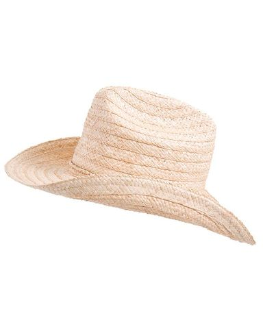 O&e Ladies Raffia Cane Hat
