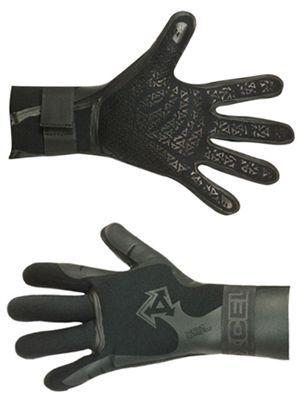 Xcel 3mm 5 Finger Surf Glove