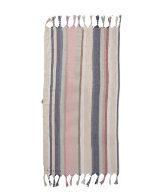 O'neill Montana Multi Stripe Towel