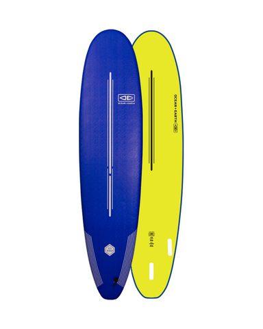 O&e Ezi Rider 7'6 Soft Board - Navy