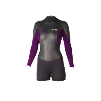 Xcel Ladies Long Sleeve Spring Suit 2mm
