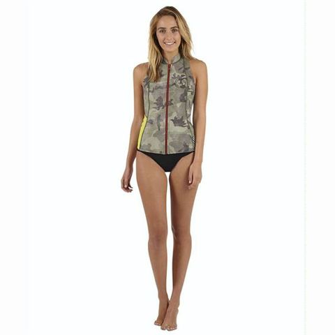 Billabong Salty Dayz Vest - Camo