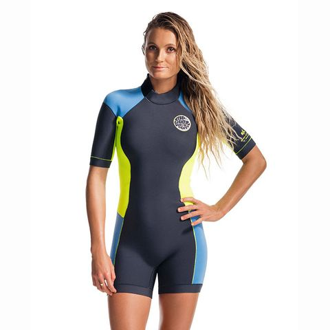 Rip Curl Ladies Dawn Patrol Spring Suit Blue