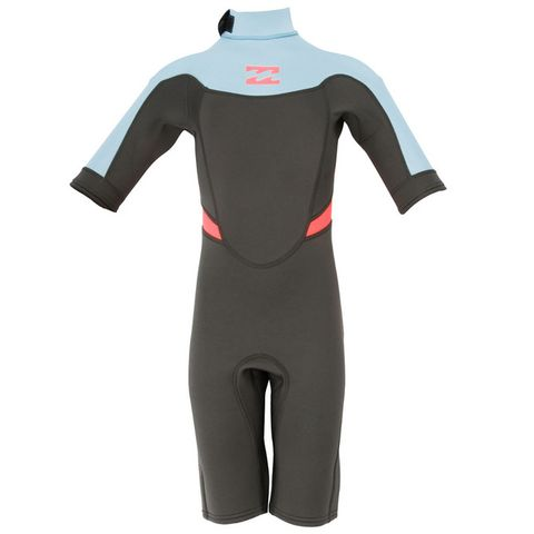 Billabong Teens Synergy Spring Suit - Ice