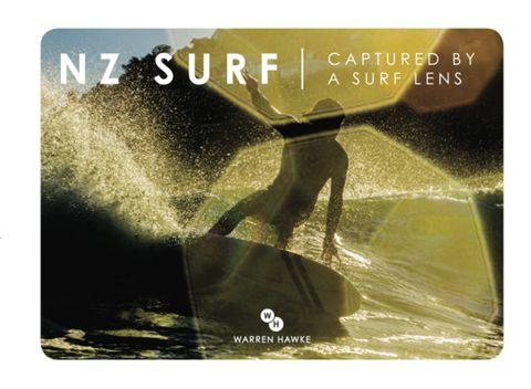 Nz Surf - Captured By A Surf Lens