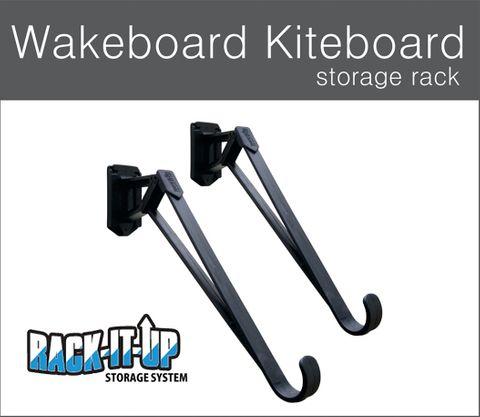 Rack It Up Wakeboard/kiteboard Rack
