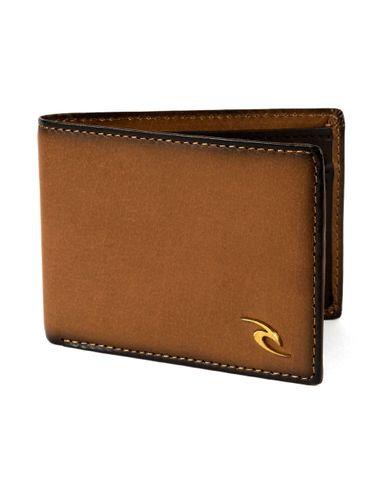 Rip Curl Blur Rfid Slim Wallet Tan