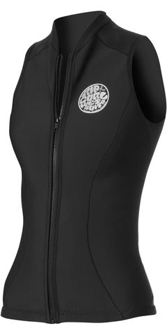 Rip Curl G-bomb Sleeveless Vest - Black