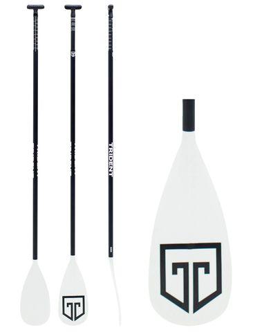 Trident T6 Fibreglass Lever Lock Paddle