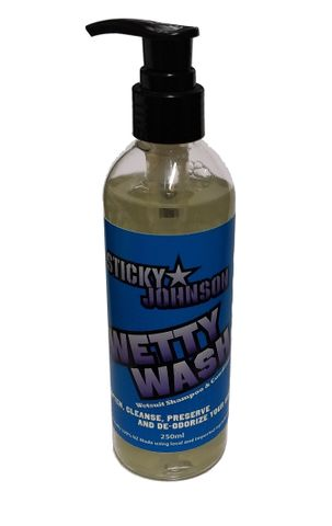 Sticky Johnson Wetty Wash 250mm