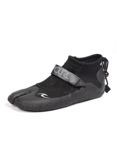 Rip Curl Reefer Boot 1.5mm Split Toe - Black