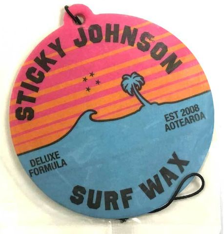 Sticky Johnson Air Freshener