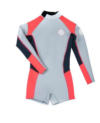Rip Curl Junior Dawn Patrol Long Sleeve Spring Suit - Light Blue