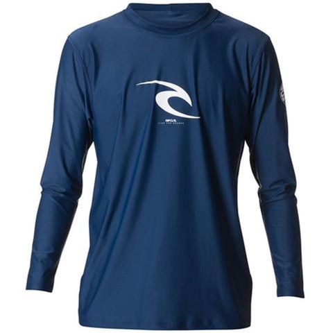 Rip Curl Icon Relaxed Long Sleeve Rash Top