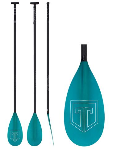 Trident 669 Fiberglass Lever Lock Paddle