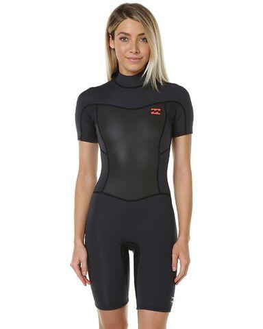 Billabong Synergy Spring Suit Black Sands