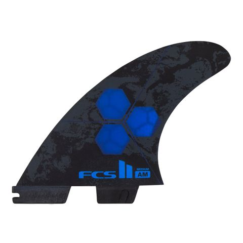 Fcs2 Al Merrick Pc Tri Fins - Medium