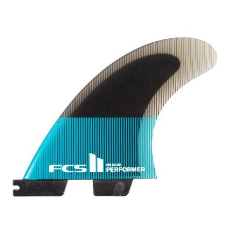Fcs2 Performer Performance Core Tri Medium - Teal Black