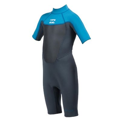 Billabong Toddler Absolute Spring Wetsuit - Graphite