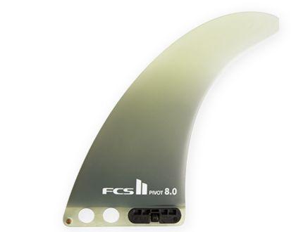 FCS 2 Pivot Performance Glass - Charcoal