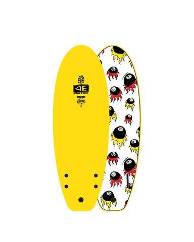 O&E 8 Ball Bug Softboard