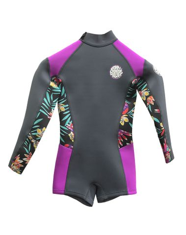 Rip Curl Girl Dawn Patrol Long Sleeve Spring Suit