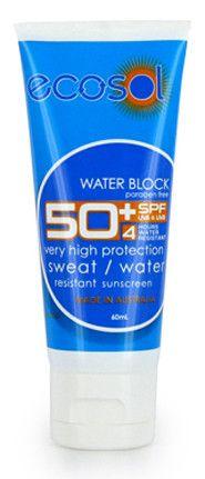 Ecosol Sunscreen 50+ 60ml