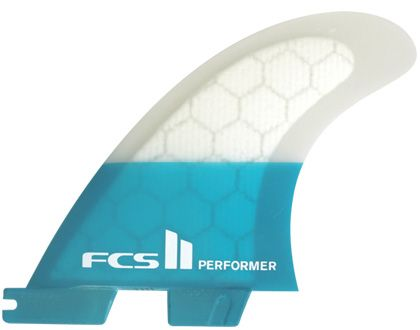 FCS 2 Performer Performance Core Tri Fin Set