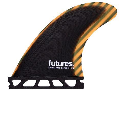 Futures F4 Control Series Fin Set