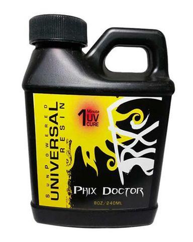 Phix Dr. Sun Power Universal Resin 80z