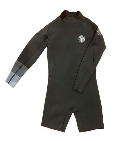 Rip Curl Boys Aggrolite 1.5mm Long Sleeve Spring Wetsuit